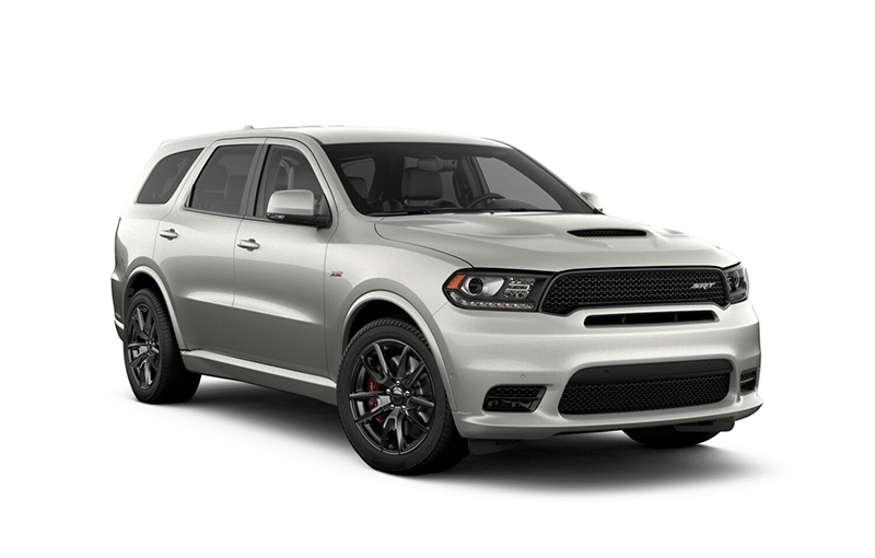 Durango SRT AWD 2019-Vice-White