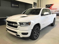 RAM 1500 LARAMIE SPORT WHITE C FULL OPT