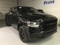 RAM 1500 LARAMIE SPORT BLACK FULL OPT